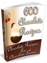 600 Chocolate Recipes