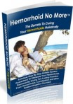 Hemorrhoid No More (TM) System+ 3 Month Counseling with Jessica Wright