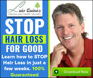 Natural Solution for Hair Loss